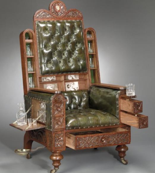 Многофункциональное кресло