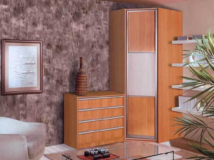 Модульный маленький шкаф