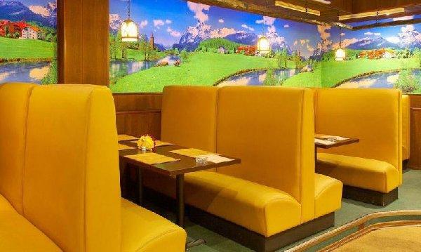 Мягкая мебель, для ресторанов