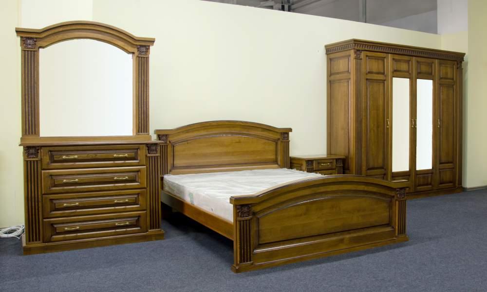 Набор мебели для обустройства спальни