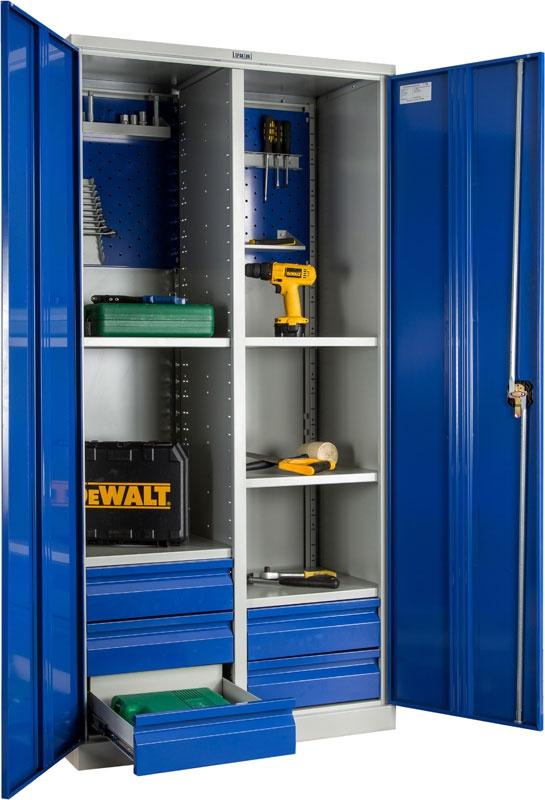 Напольный шкаф для инструментов