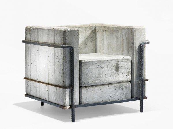 Необычный стиль мебели