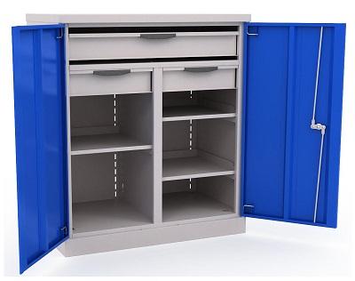 Низкий шкаф