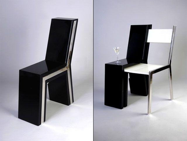 Оригинальный дизайн мебели
