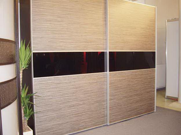 Особенности бамбукового оформления шкафов