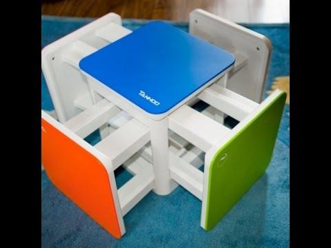 Пластиковая мебель трансформер