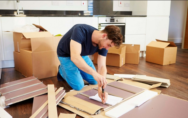Правила покраски мебели