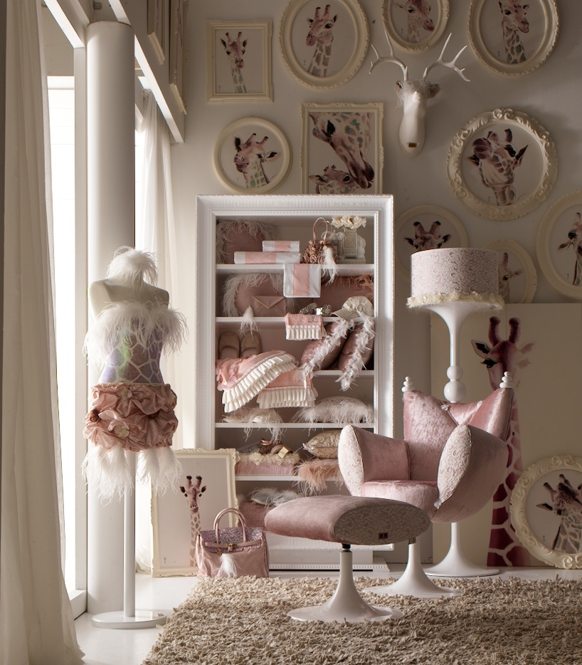 Правильно выбираем мебель для ребенка