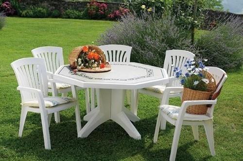 Применение белой мебели