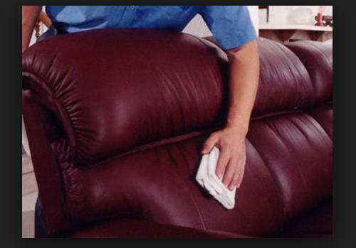 Применение кожаной мебели для дома