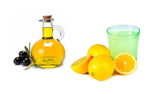 Применение оливкового масла для полирования мебели