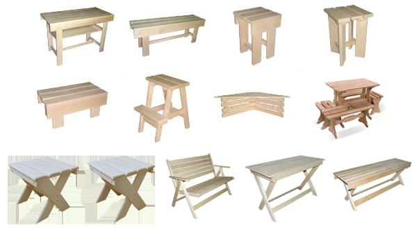 Примеры мебели