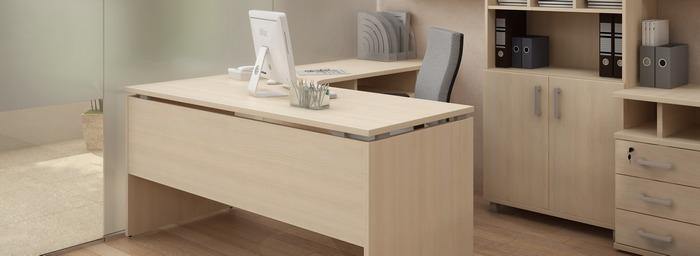 Приятный оттенок современной корпусной мебели