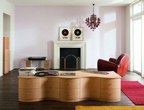 Радиусные столы