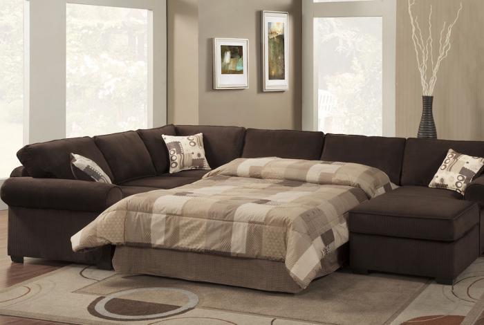 Раскладывающаяся мягкая мебель