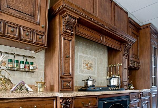 Ручная работа мебели для кухни