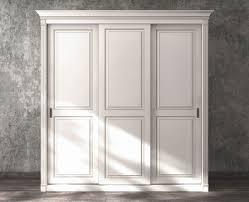 Шкаф белый