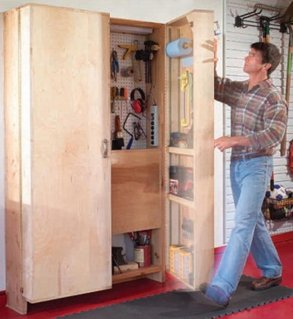 Шкаф для мастера