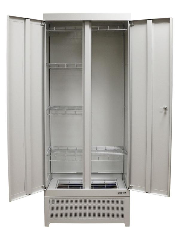 Шкаф для одежды сушильный