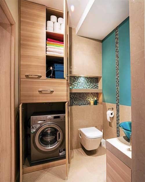 Шкаф для стиральной машины и всего остального