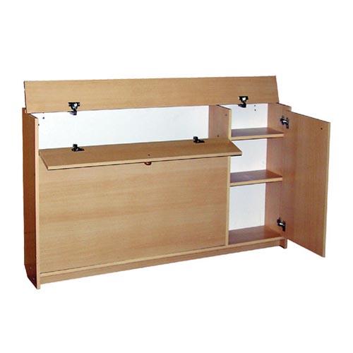 Шкаф для таблиц для школы