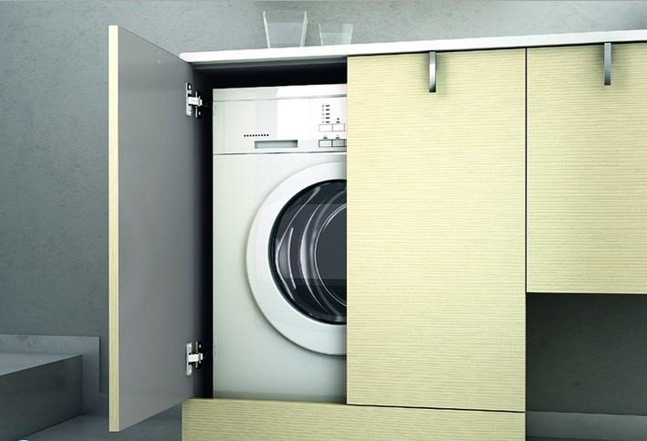 Шкаф для установки стиральной машины
