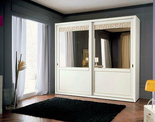 Шкаф две двери