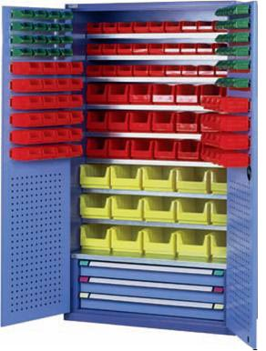 Шкаф из пластика