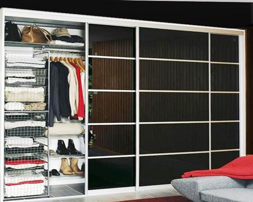 Шкаф-купе, гардеробная комната