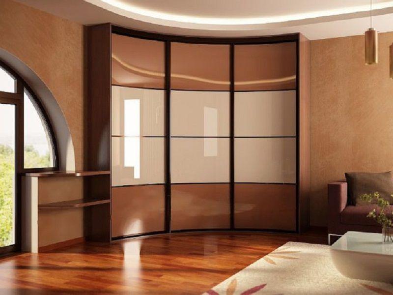 Шкаф купе - простое решение для маленькой квартиры
