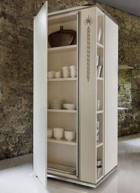 Шкаф-пенал для кухни