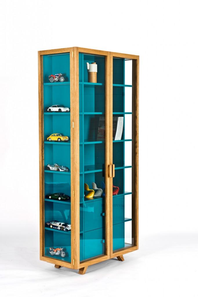 Шкаф под коллекцию