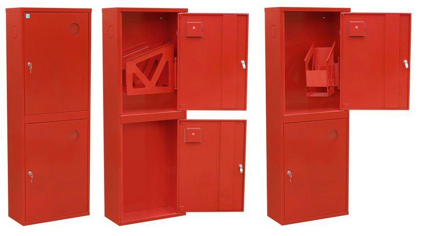 Шкаф пожарный настенный