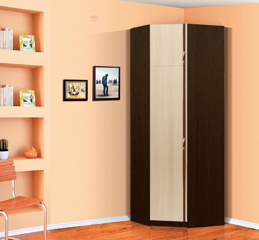 Шкаф угловой для одежды и белья
