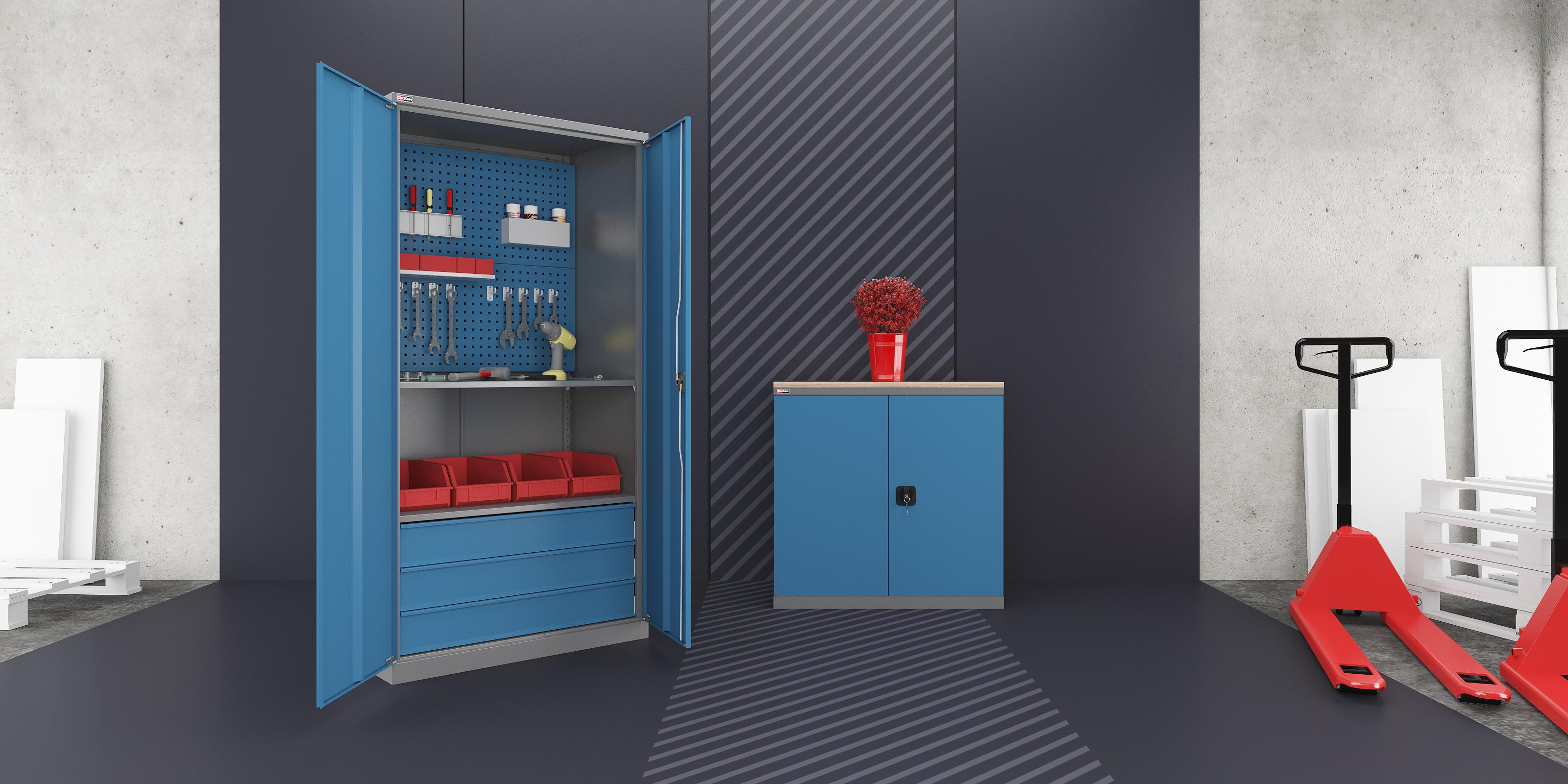 Шкаф в интерьере