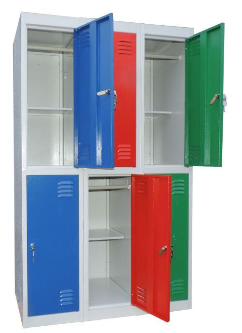 Шкафчики школьные