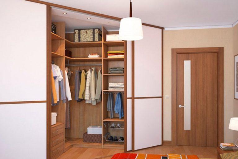 Шкафы-купе гардеробные
