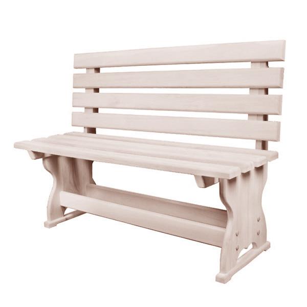 Скамейки и лавки для бани