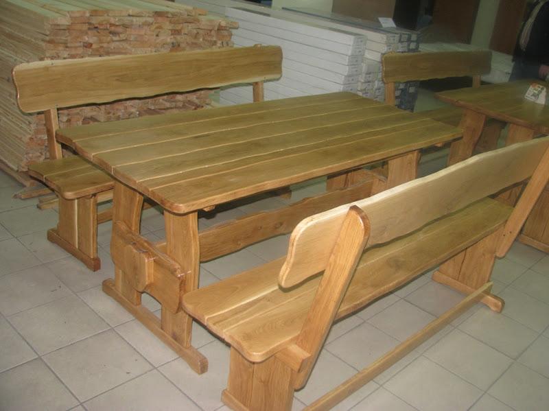 Сосновая мебель для бани