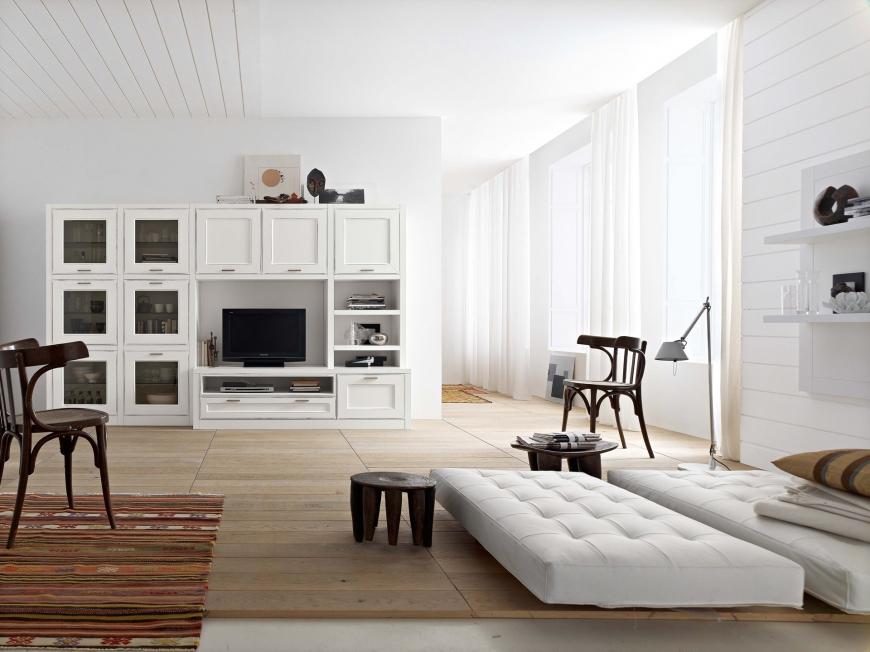 Современная красивая мебель