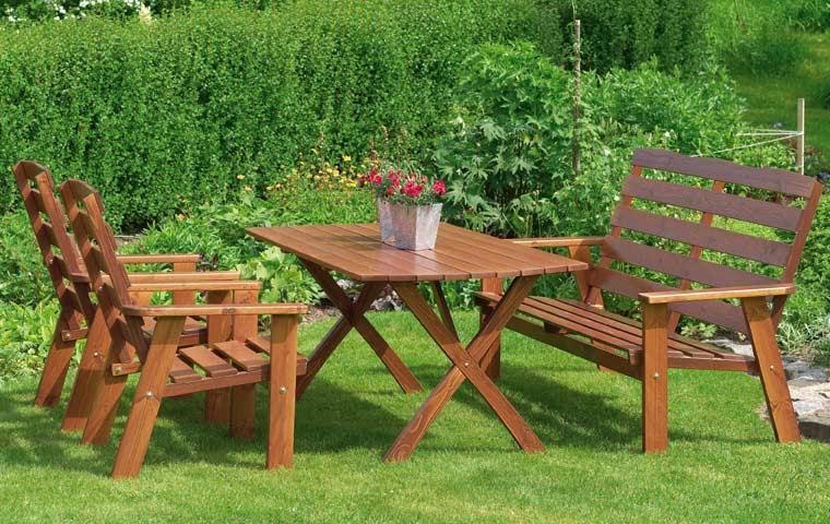 Современная мебель для сада