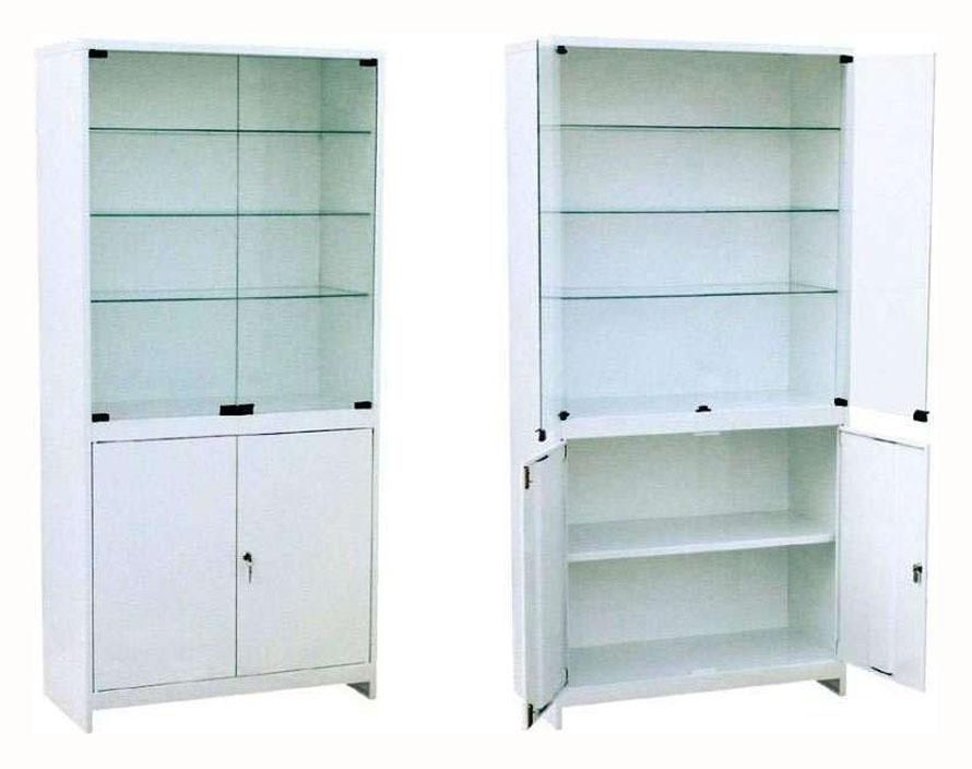 Типы шкафов для медицинских учреждений