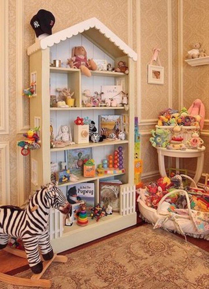 Творческий подход к дизайну детской