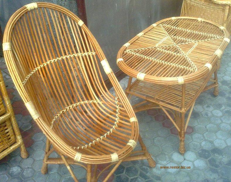 Удобное твердое кресло
