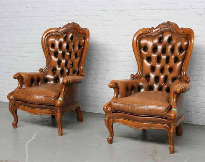 Удобные дорогие кресла