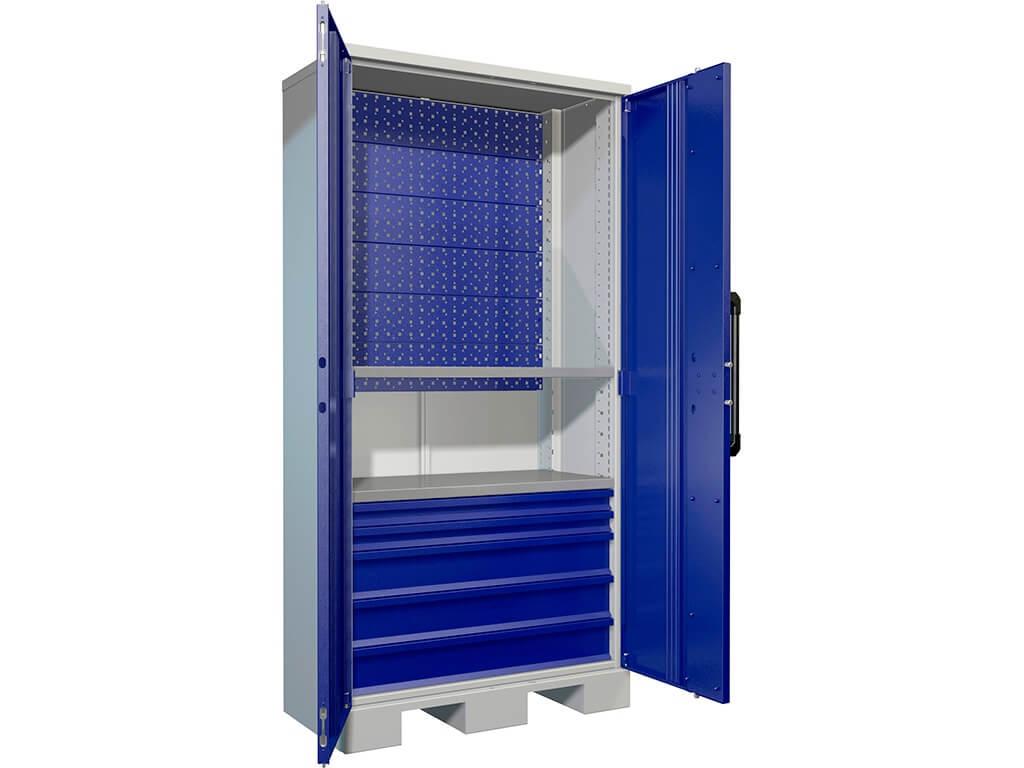 Удобство шкаф для инструментов