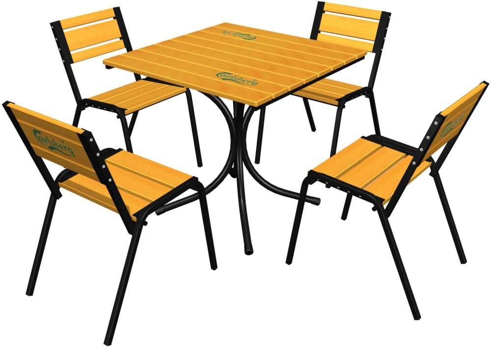 Уличная мебель для бара