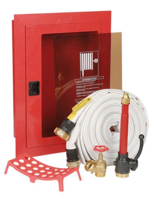 Устройство пожарного шкафа