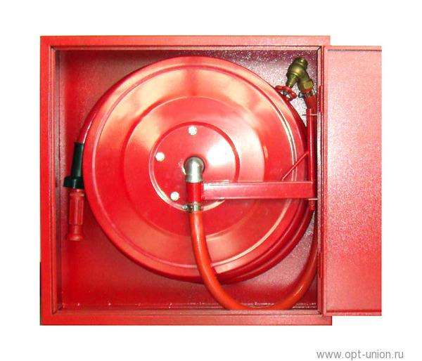 Устройство внутриквартирного пожаротушения