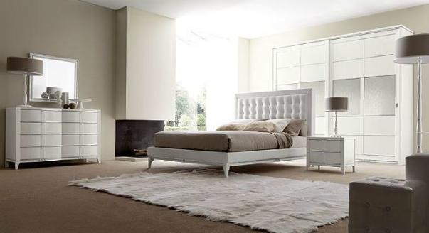 Вариант декора с белой мебелью